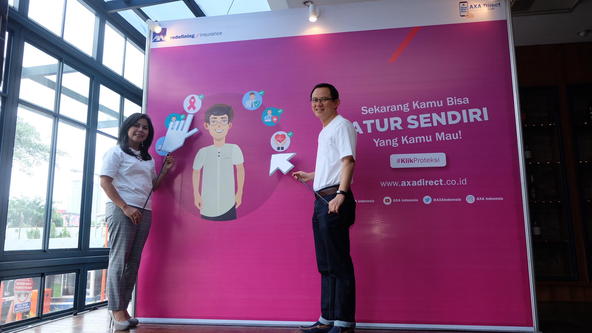 AXA Life Hadirkan Layanan Asuransi Berbasis Digital