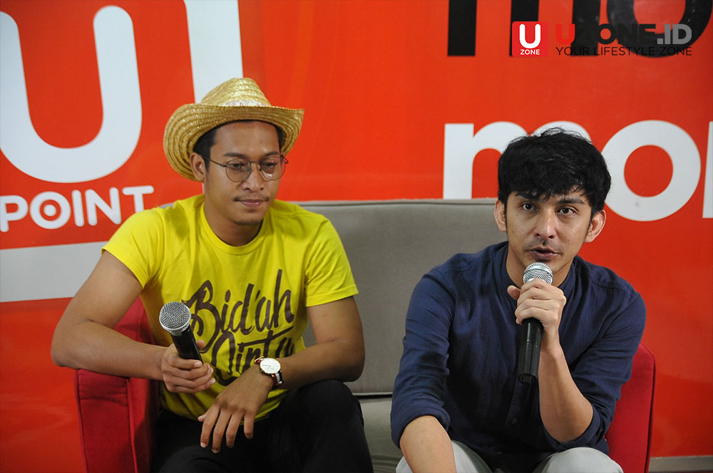 Foto-foto Pemeran Bid'ah Cinta di Uzone.id
