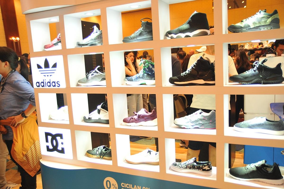 Event Perdana Jakarta Sneaker Day 2017