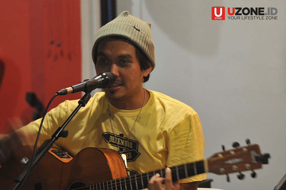 Keseruan Rocket Rockers di What's Up Cafe