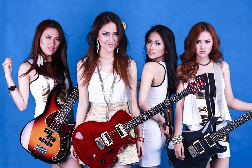 Yuk, Kenalan Sama Band Wanita-wanita Cantik 'Sisters'