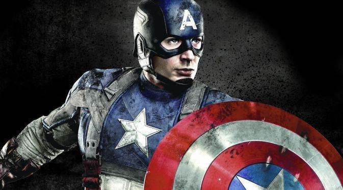 Lanjutan Kisah Asmara Captain America