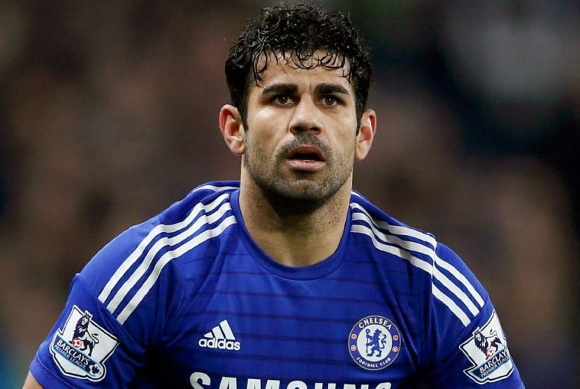 Diego Costa Kembali Berlatih dengan Chelsea