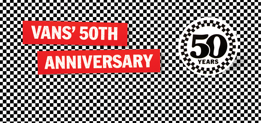 Vans Rayakan Ulang Tahun ke 50