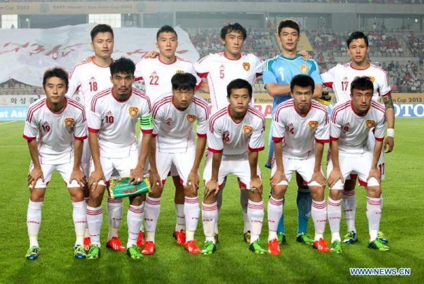 Cina Melaju ke Kualifikasi Akhir Piala Dunia