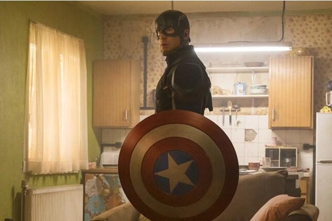 Captain America: Civil War Kini Jadi Film Terlaris Tahun 2016