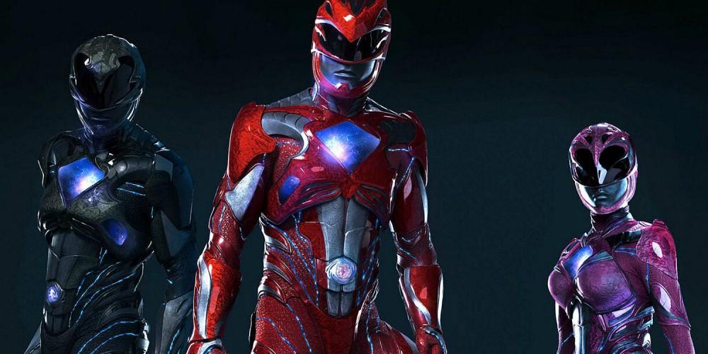 Film Power Rangers akan Dibuat Tujuh Sekuel