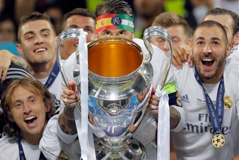 12 Suporter Madrid di Irak Tewas Saat Nobar Final Champions