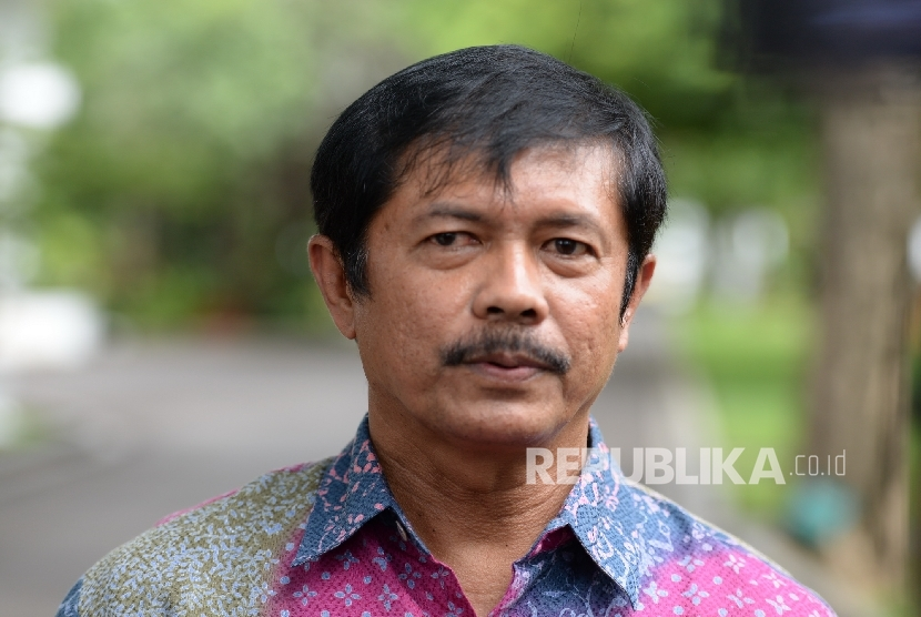 Indra Sjafri Siap Melatih Timnas Senior