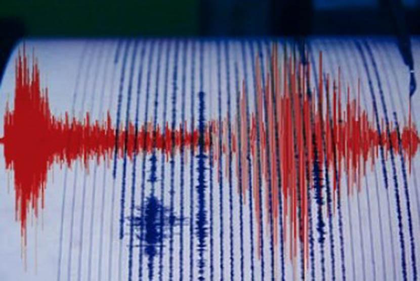 Gempa 6,5 SR Guncang Kota Padang
