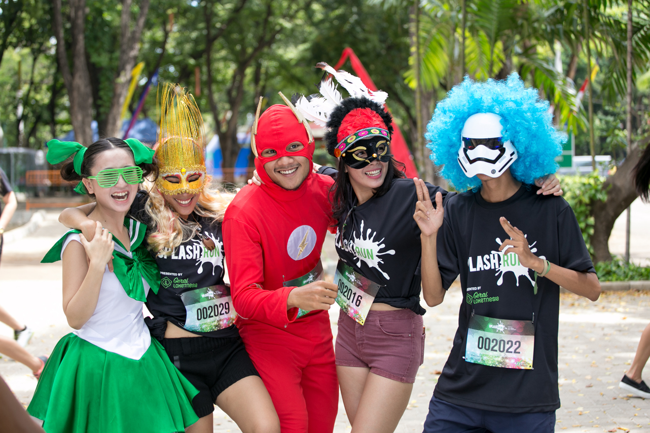 Event SPLASH RUN 2016 Siap Digelar