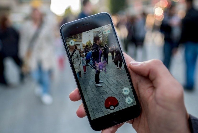 Iran Resmi Larang Warganya Mainkan Pokemon Go