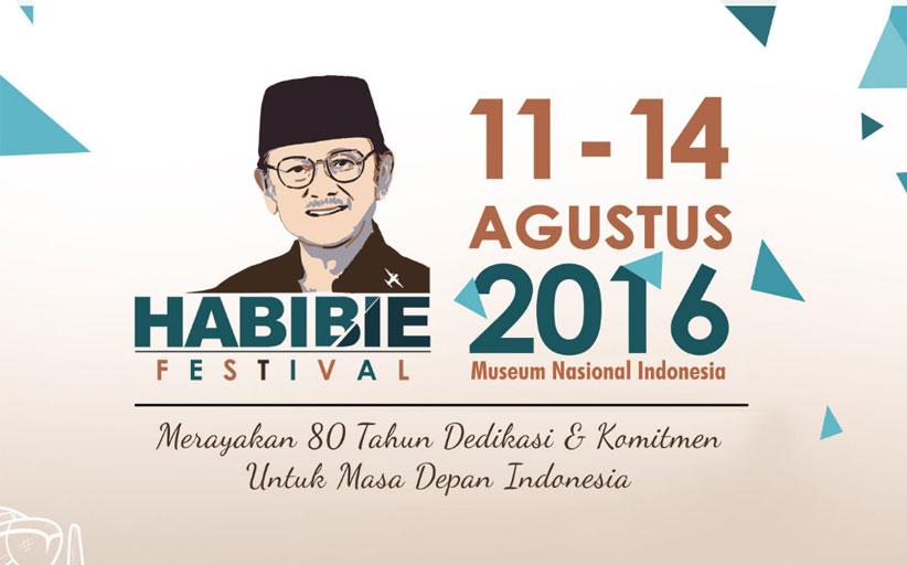 Event Habibie Festival 2016 Siap Digelar
