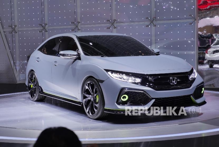 Honda Civic Hatchback Sasar Kaum Muda