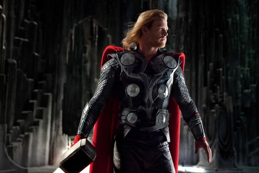Thor akan Berkunjung ke Rumah Doctor Strange