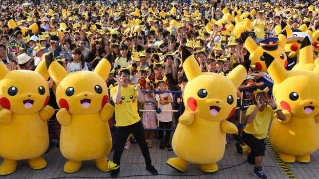 Pokemon Langka Berkeliaran, Taiwan Rusuh