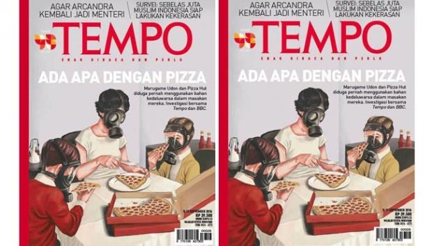 Pizza Hut Asia Akui Ada Perpanjangan Masa Kedaluwarsa