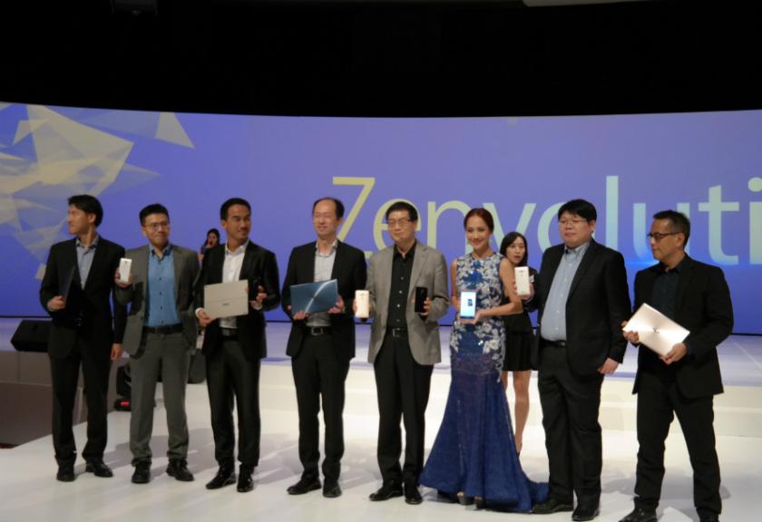 Asus Luncurkan Zenfone 3 di Bali