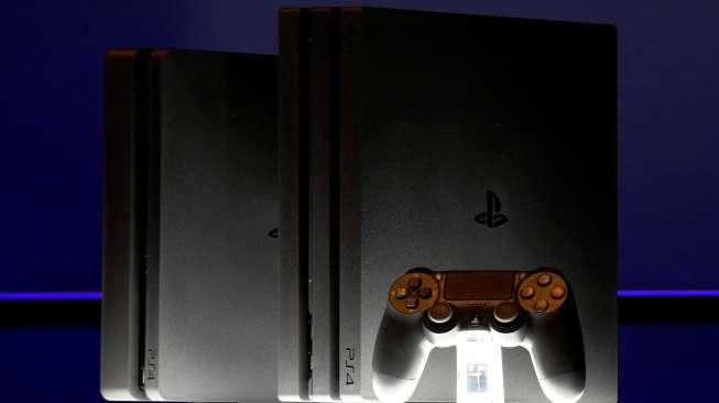 Sony PlayStation 4 Pro Resmi Diperkenalkan