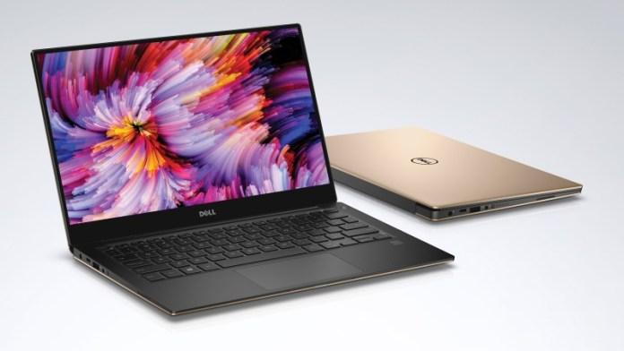 Dell Luncurkan Versi Baru XPS 13 dengan Intel Kaby Lake dan Warna Rose Gold