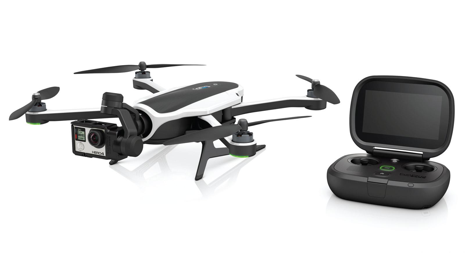 Karma, Drone Pertama Besutan GoPro