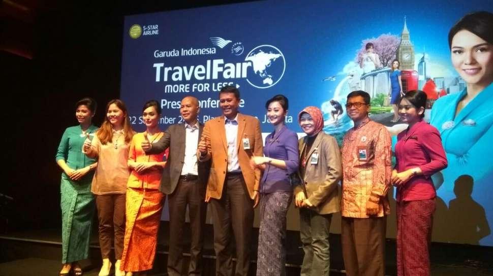 Ingin Liburan Hemat, Yuk ke Garuda Indonesia Travel Fair 2016!