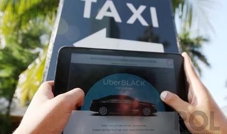 Taksi Daring Masih Diberi 'Nafas' untuk Penuhi Persyaratan