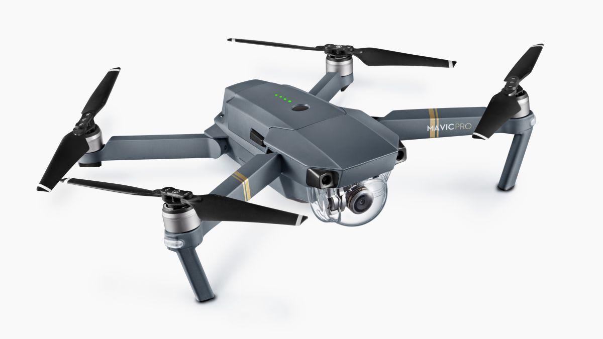 DJI Mavic Pro, Drone Lipat dengan Kamera 4K