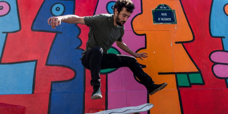 Tafisa Games 2016, Mengenal Olahraga Skateboarding