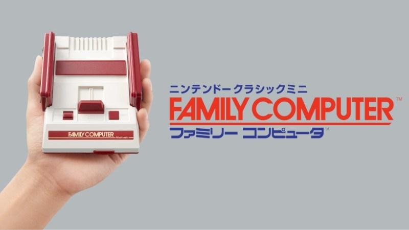 Nintendo Luncurkan Konsol Famicom Mini