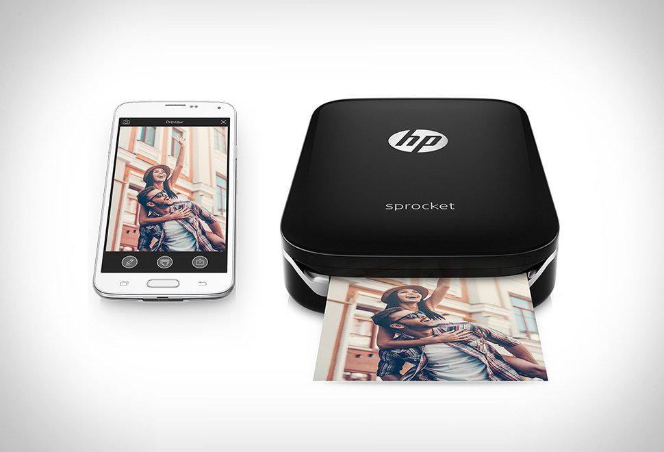 HP Sprocket: Printer Mini, Teknologi Cetak Tanpa Tinta