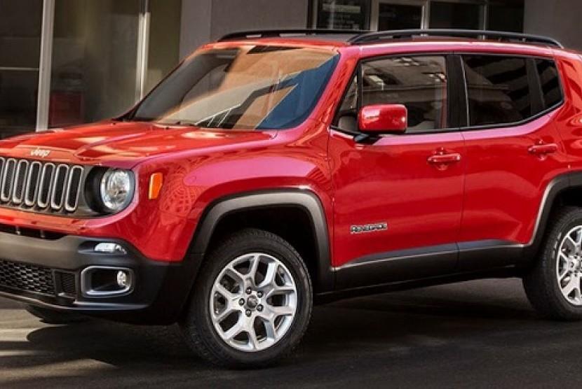 Jeep Siapkan Mobil Crossover dengan Harga Terjangkau