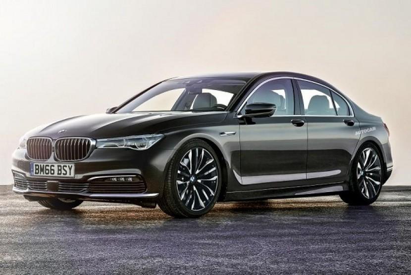 BMW Seri 5 Dibanderol Mulai dari Rp 573 Juta