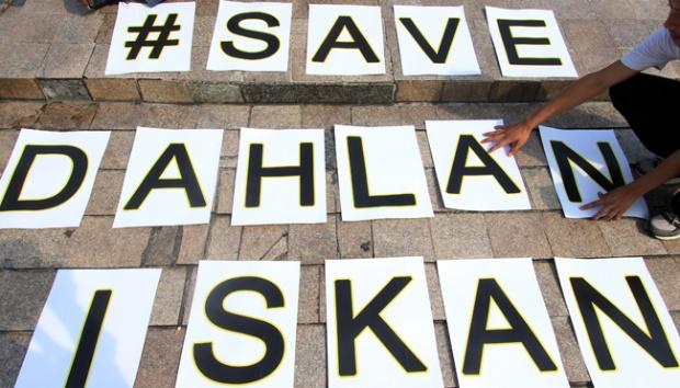 Dahlan Ditahan, Muncul Gerakan #SaveDahlanIskan Jilid 2