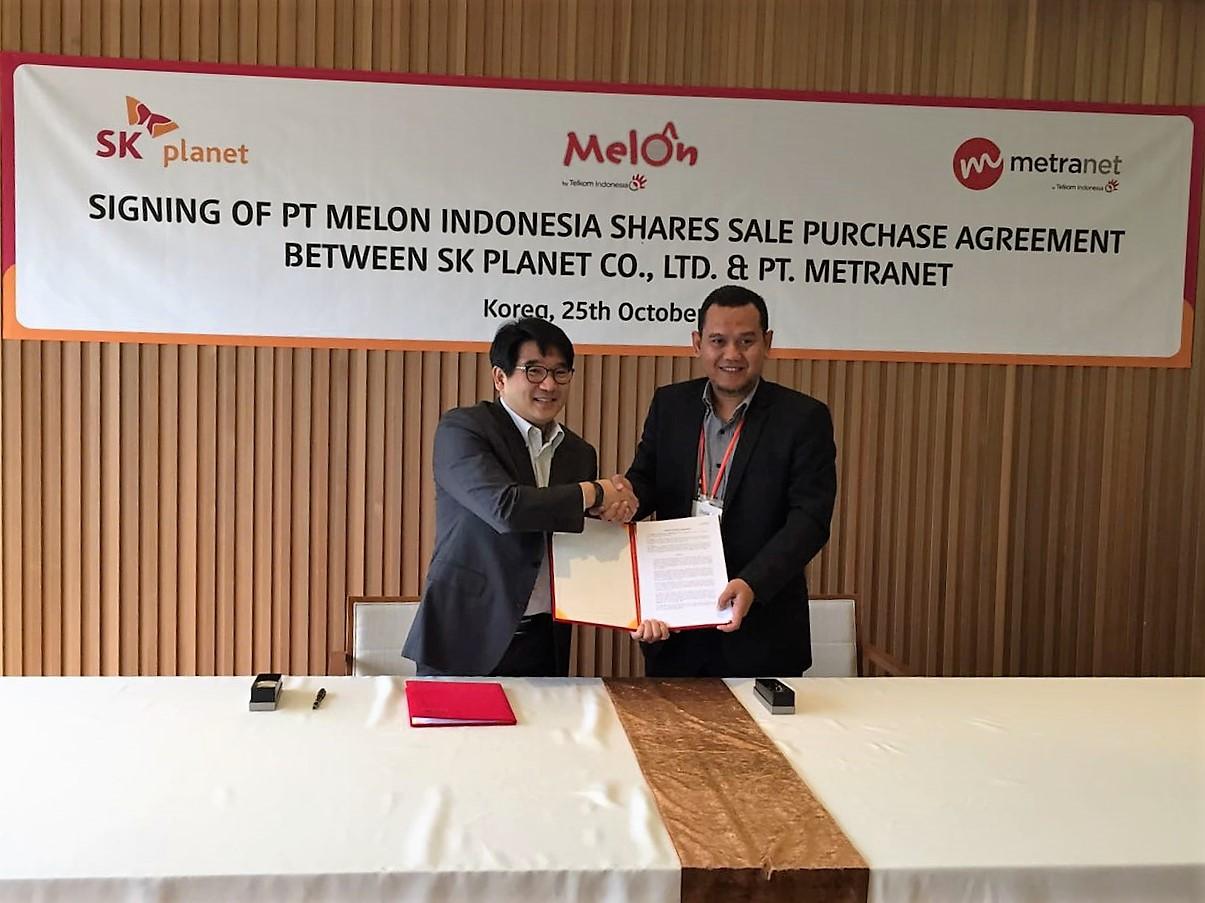 Rebut dari Korea, Ini Rencana Telkom untuk Melon Indonesia