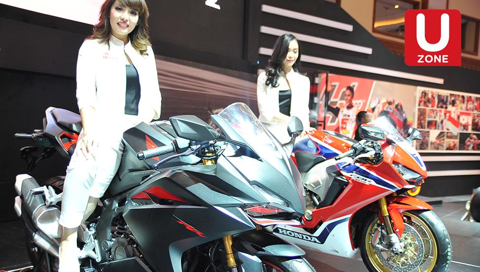 Honda CBR250RR Jadi Idola Baru