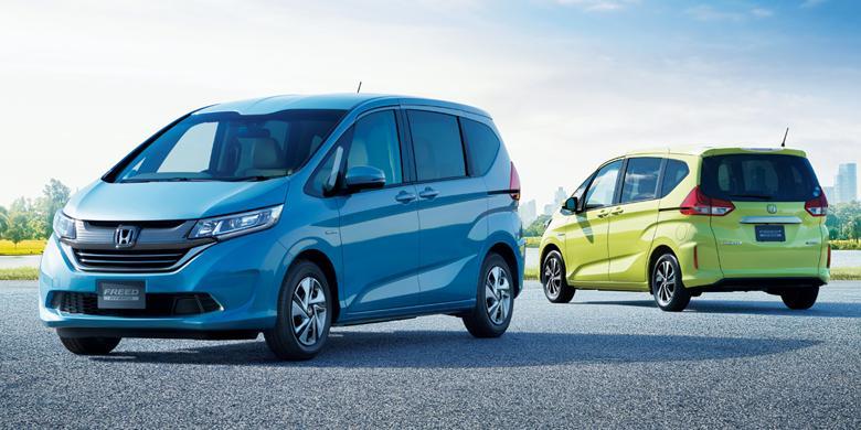 Honda Sudah 'Lupakan' Freed