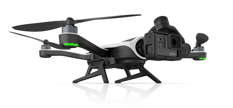 Ada Cacat, GoPro Tarik Drone Karma