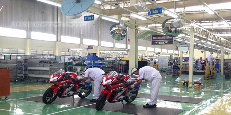 Honda CBR250RR Sudah Diminta Banyak Negara Lain