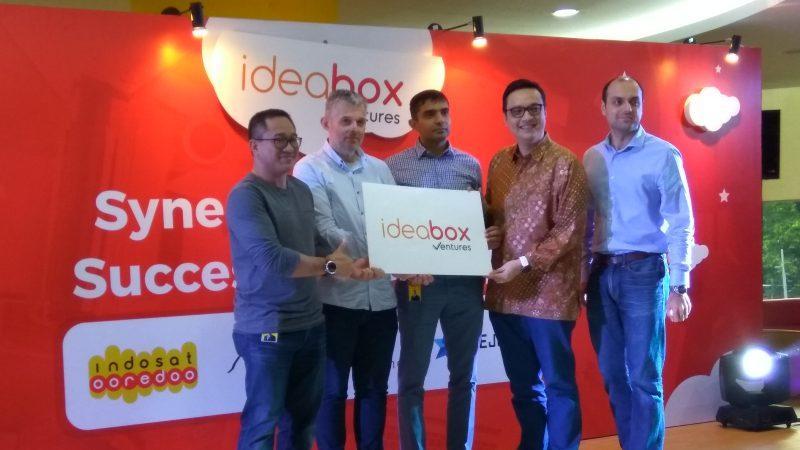 Indosat Ooredoo, Mountain Partners, dan Kejora Luncurkan Ideabox Ventures
