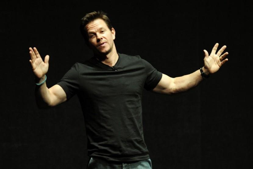 Mark Wahlberg tak Suka Selebriti Bicara Politik