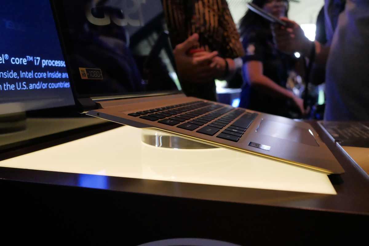 Acer Umumkan lini Swift dan Spin, Laptop Tertipis di Dunia
