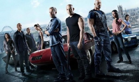 Film ke-8 'Fast and Furious' Dirilis April 2017