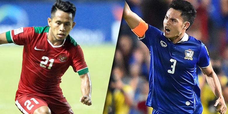 Indonesia vs Thailand: Balasan di Ajang Reuni